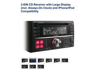 Alpine CDE-W235BT Bluetooth Radio CD Player