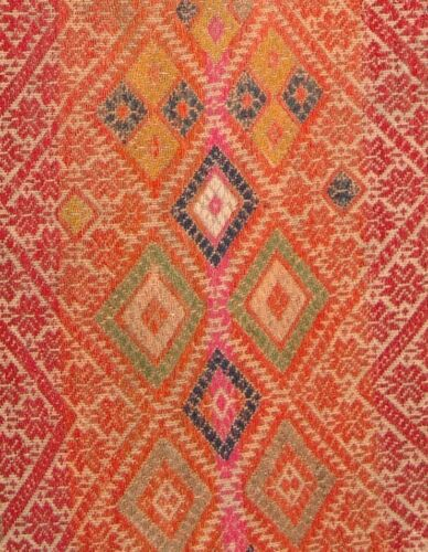 PRE-COLUMBIAN SOUTH OF PERY ATACAMA DESERT ANDEAN WOVEN  TEXTILE