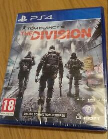 Tom Clancy's The Division. Sealed. Sell or Swap.