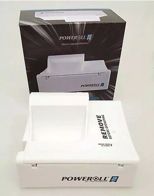 Poweroll 2 Electric Cigarette Machine Makes King Size   100Mm By Top O Matic