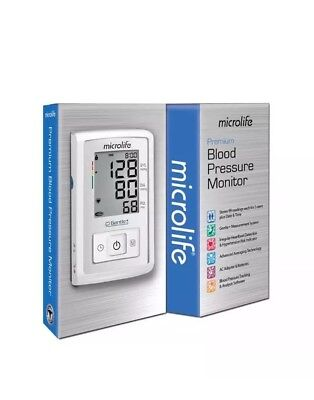 Microlife Premium Blood Pressure Monitor Complete Kit - BP3GX1-5A Factory Sealed