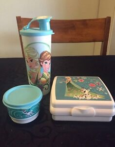 Tupperware Frozen Fever Lunch Set Cleveland Redland Area Preview