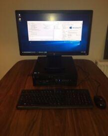 HP SFF Z220 Workstation PC Desktop