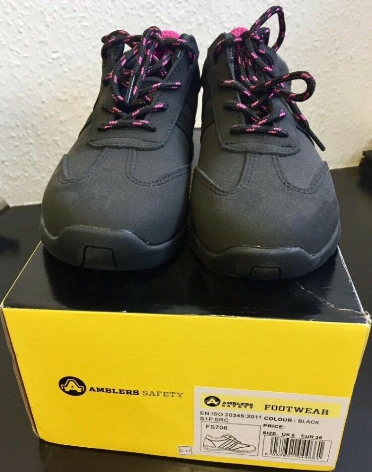 913c816bd NEW Ladies Safety Boots Trainers size 6 FS706 Amblers | in Enfield ...