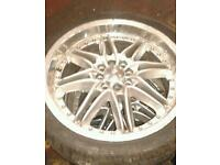 Bmw vw lexus ford alloys rims for sale