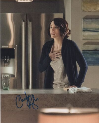 Chyler Leigh Supergirl Autographed Signed 8x10 Photo COA #B5