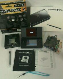New Nintendo DS lite.
