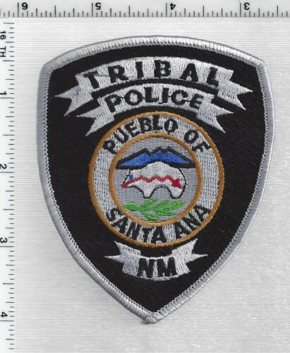 Pueblo of Santa Ana Tribal Police (New Mexico) 2nd Issue Shoulder Patch