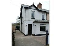 **Viewings booked up sorry**3 bed semi, Upper Lisburn Rd / Finaghy.