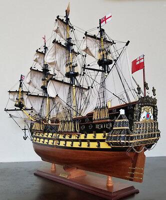 Model Ships Boats - HMS Prince 34