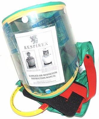Respirex Simplair Simh056 Supplied Air Respirator Niosh Approval Tc-19c-327