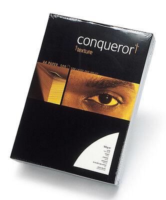 A4 Conqueror 100 Sheets High Quality Printer Craft Paper Matching Envelopes
