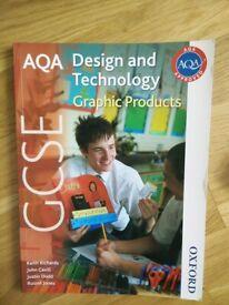 AQA GCSE Graphics book