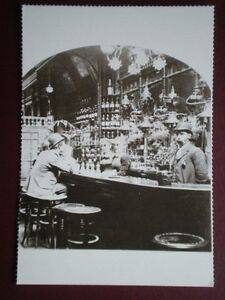 POSTCARD-LONDON-VICTORIAN-PUBLIC-HOUSE-AROUND-1890