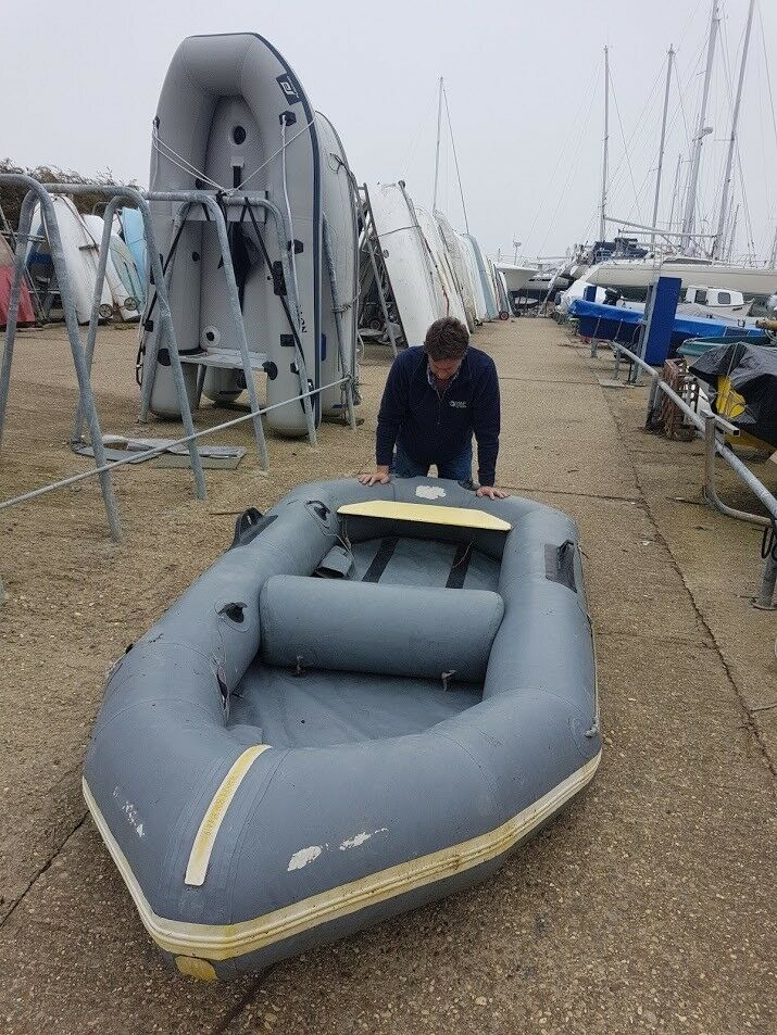 Avon Redcrest Inflatable dinghy    in Abbeymead, Gloucestershire   Gumtree
