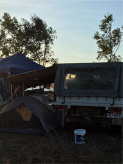 Vinyl ute canopy & canopy arb ute in Tweed Heads Region NSW | Gumtree Australia Free ...