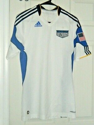 the best attitude 2a627 c03a4 Soccer-MLS - Kansas City Wizards Jersey - Trainers4Me