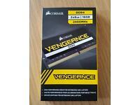Corsair Vengeance DDR4 16GB 2400mhz Laptop Ram - NEW