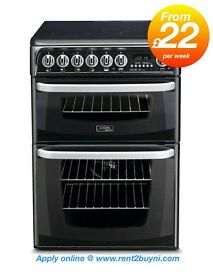 BRAND NEW ELECTRIC COOKERS FROM £22