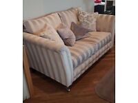 2 Brand New DFS Hogarth - 3 & 4 Seater Sofas, Unused & Still in Original Wrapping