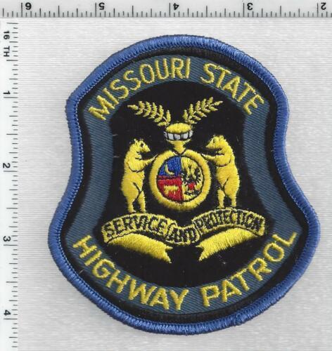 State Highway Patrol (Missouri) 4th Issue Shoulder Patch
