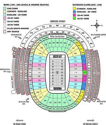 2 Tickets, Packers vs. Vikings @ Lambeau Field, 12/23/17, Section 109, Row 52