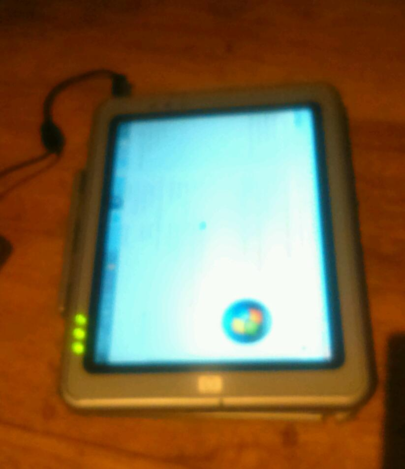 hp Laptops Tablet pc hp Compaq Tablet /laptop
