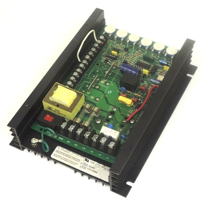 DART CONTROLS 530BC CHASIS-STYLE DC SPEED CONTROL 120VAC 0-90VDC 1/8-1HP A4256C3