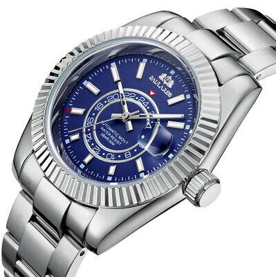 Best New Design Arrival Paulareis Men's Luxury Watch Automatic Mechanical