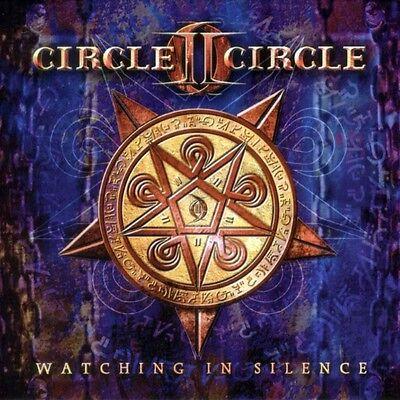 Circle Ii Circle-watching In Silence-digi Book-progressive-power-savatage
