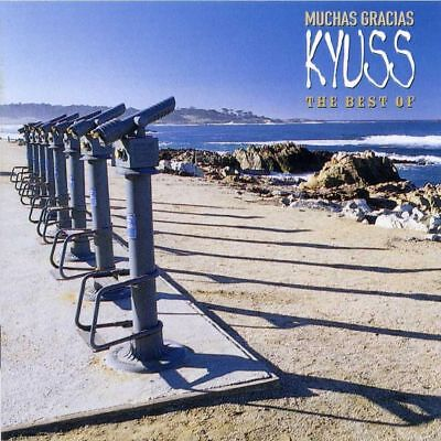 KYUSS - MUCHAS GRACIAS : THE BEST OF CD ~ GREATEST HITS ~ JOSH HOMME (Muchas Gracias The Best Of Kyuss)