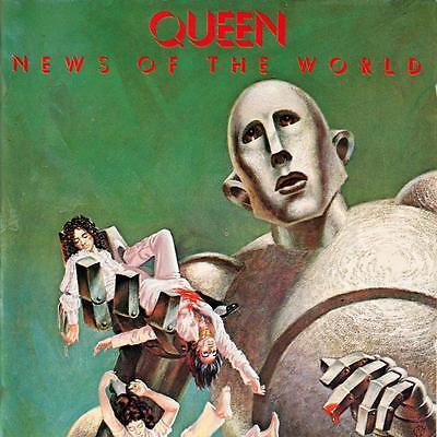QUEEN - NEWS OF THE WORLD: DELUXE 2CD ALBUM EDITION (2011 DIGITAL REMASTER)