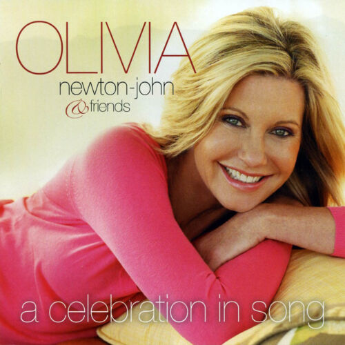 Olivia Newton-John A Celebration in Song CD (2008) - Free Shipping NEW!