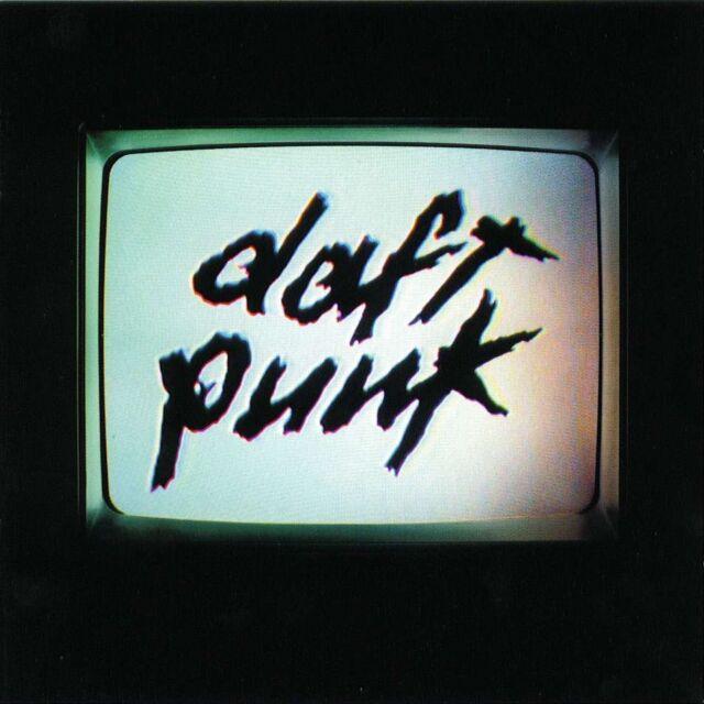 Daft Punk - Human After All - 2 x Vinyl LP *NEW & SEALED*