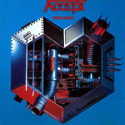 Accept - Metal Heart (CD Standard Jewel Case - Remastered)