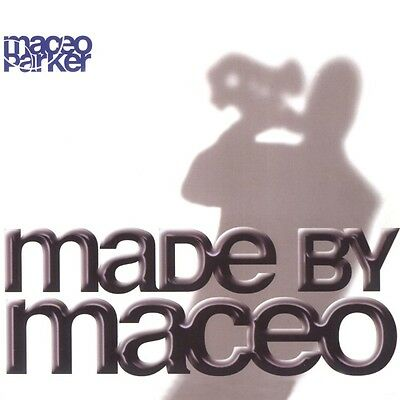 Maceo Parker ‎– Made By Maceo (VINYL) 180 Gramm Pressung - used  - gebraucht