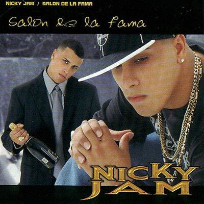 Salon De La Fama By Nicky Jam  2003  Brand New Sealed Cd