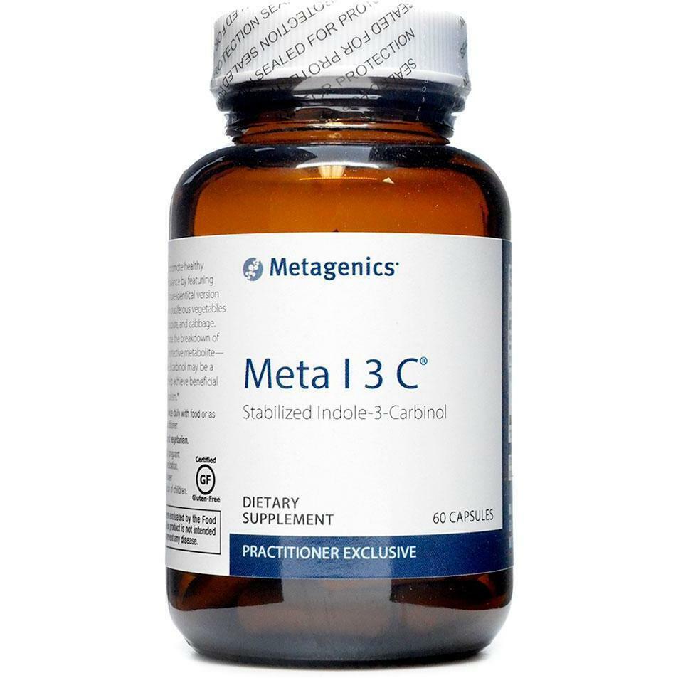 Meta I 3 C 60 Capsules Womens Metagenics