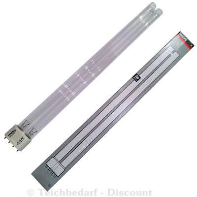 PHILIPS UVC 55 Watt TUV PL-L 2G11 o. G23 Ersatz Lampe Oase Bitron 55 C Koi Teich gebraucht kaufen  Hamm