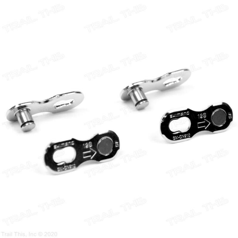 Two (2) Pack of Shimano SM-CN910 12-Speed Quick-Link Bicycle Chain Links