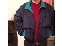 Vintage Giorgio Beverly Hills Bomber Jacket