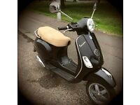 Gorgeous Piaggio Vespa LX 125 (2012) For Sale