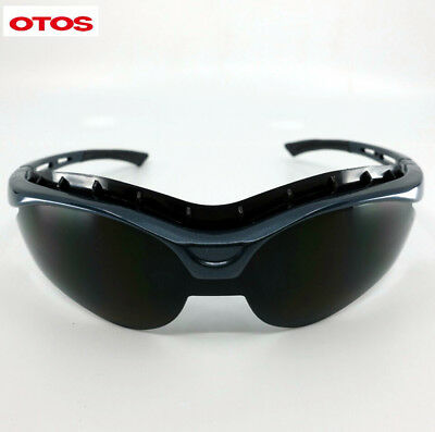 Otos B-803bs Shade 6.0 Welding Safety Glasses Protective Eyewear