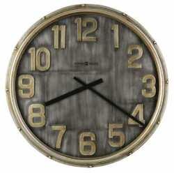 625-750 NEW HOWARD MILLER -31    BRENDER GALLERY WALL CLOCK 625-750
