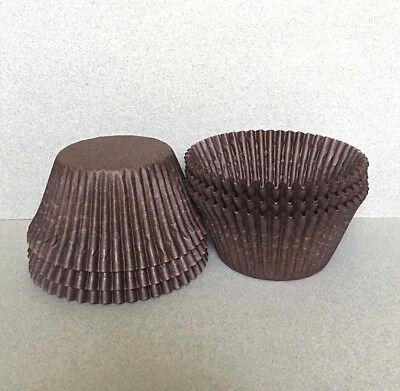 Jumbo Brown Cupcake Liners, Jumbo Brown Cupcake Wrappers, Jumbo Baking Cup
