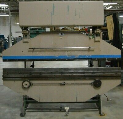 Di-acro Hydra-power 16-96 Press Brake With Front Operated Mechanical Back Gauge