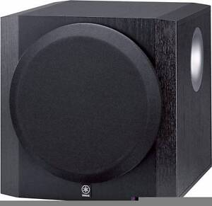 Yamaha YST-SW216 powered subwoofer RRP $649 Chadstone Monash Area Preview