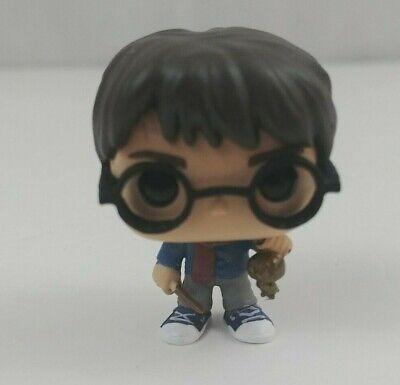 "Funko Pocket Pop Mini Advent Calendar Harry Potter With Wand & Gold Owl 1.5"""