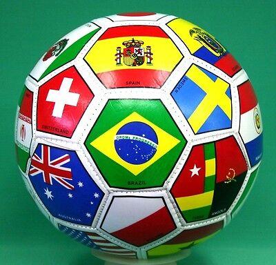 Soccer Ball International clubs Size 5 NEW Team hy fc - International Soccer Ball