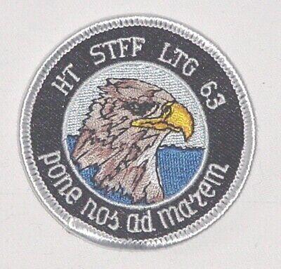 Aufnäher Patch LTG 63 HT STAFF Lufttransportgeschwader 63 .......A4961